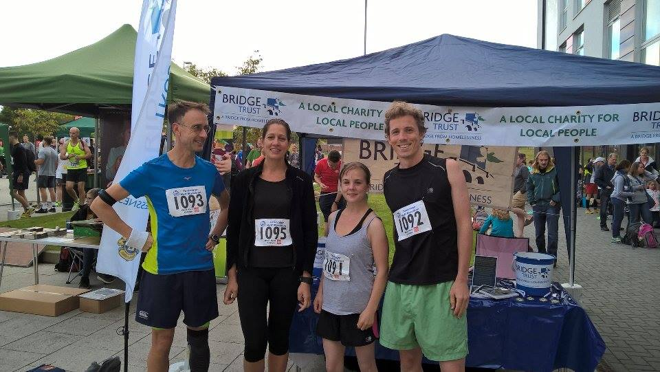 Oasics London 10k Run - COMPLETED