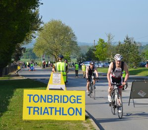 Tonbridge Triathlon - COMPLETED