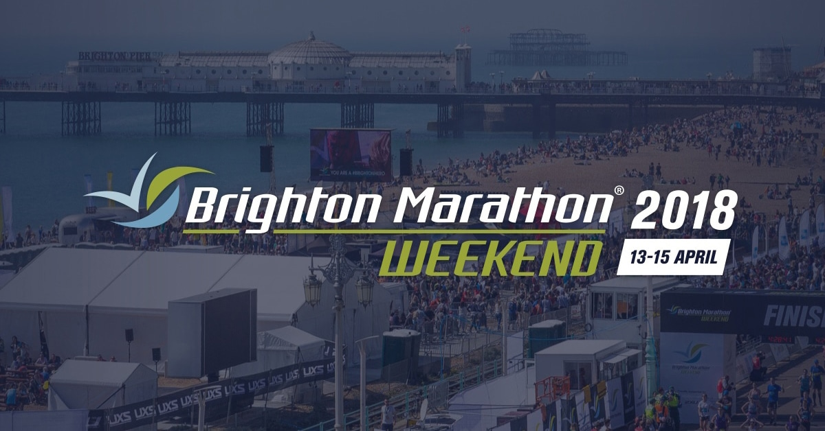 Brighton Marathon - COMPLETED