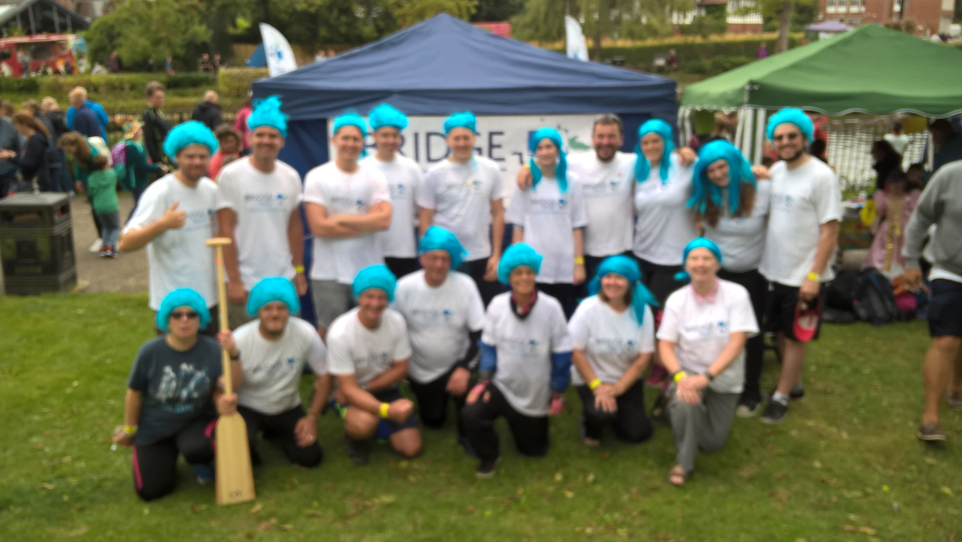 Tonbridge Dragon Boat Race - COMPLETED