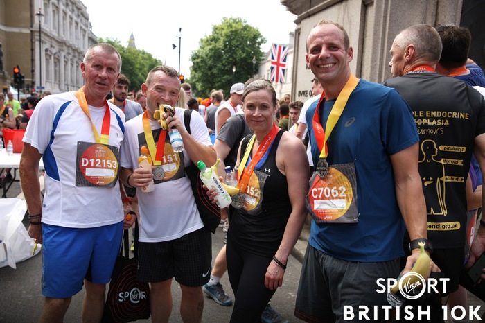 British 10K London Run - COMPLETED