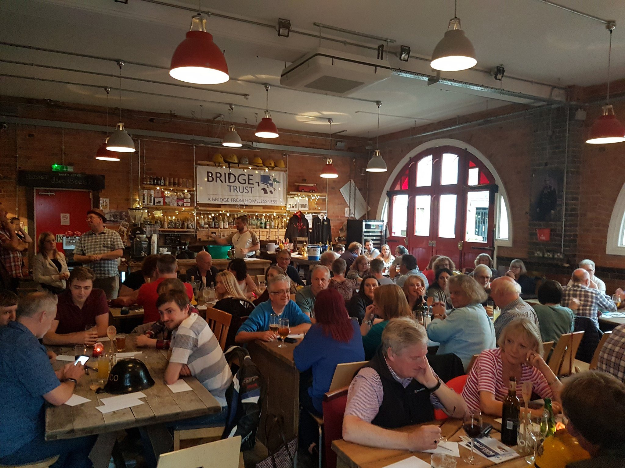 Charity Quiz Night at Tonbridge Old Fire Station - COMPLETED
